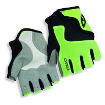 Giro Youth Bravo Junior Gloves, Highlight Yellow/Black,