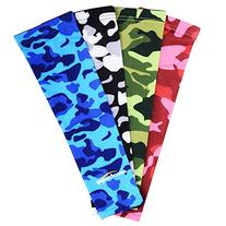 COOLOMG  Youth/Adult Compression Arm Sleeve UV Protection