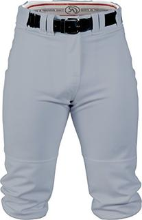Rawlings  Men's Knee-High Pants, Large, White