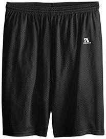Russell Athletic Big Boys' Youth Mesh Short, Columbia Blue,