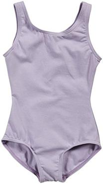 Capezio Youth High Neck Tank Leotard, Lavender-MD 8/10