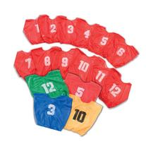 Champion Sports Youth Practice Numbered Scrimmage Vest,