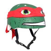 Teenage Mutant Ninja Turtle Youth Raphael Helmet, Red