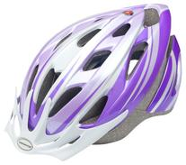 Schwinn Youth Thrasher Helmet, Purple/White
