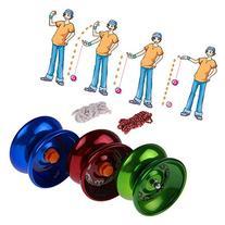 Aluminum Design Professional YoYo Ball Bearing String Trick