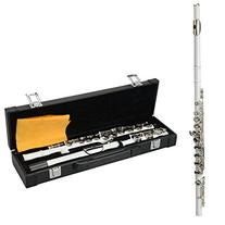 YR-Seasons Cupronickel C tone 16 Closed Holes C Flute With