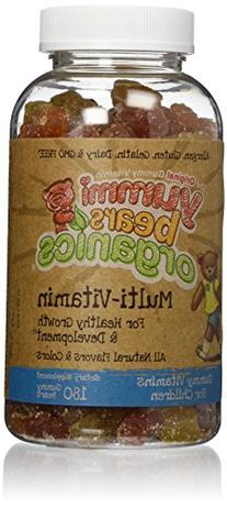 Yummi Bears Organics Children's Multi-Vitamin & Mineral -