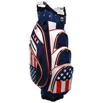 Hot-Z Carrying Case for Golf - Dobby Nylon - U.S. Flag -