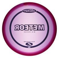 Discraft Z-Meteor Mid Range Golf Disc, 170-172gm