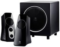 Logitech Z 523 - 2.1-channel PC multimedia speaker system -
