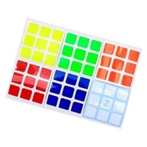 Z Stickers for 5.7cm 3x3x3 Speed Cubes . A Set of High