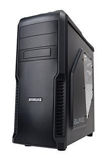Zalman Z3 Plus MID ATX Case - Mid Tower  Black  Window Side
