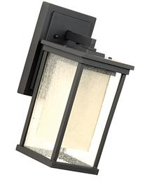 Craftmade Z3714-92 Wall Lanterns with Seeded Outer with