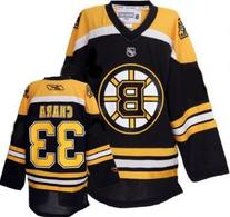 Zdeno Chara Boston Bruins Black NHL Infants Replica Jersey