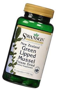 Swanson Green Lipped Mussel  New Zealand Joint Health