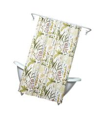 Zenna Home, India Ink Huntington Fabric Shower Curtain,