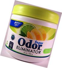 Bright Air Odor Eliminator - Zesty Lemon & Lime, 14 Oz Jar
