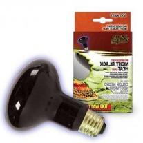 Zil Night Black Spot Heat Bulb 100 Watt