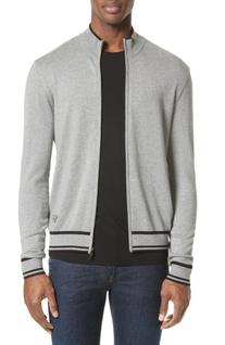 Men's Armani Jeans Zip Cardigan