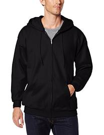 Hanes Men's Full Zip Ultimate Heavyweight Fleece Hoodie,