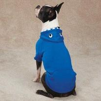 Casual Canine ZM3478 10 19 Lil' Monster Hoodie for Pups, X-