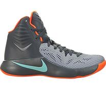 Men's Nike 'Zoom HyperFuse 2014' Basketball Shoe Anthracite