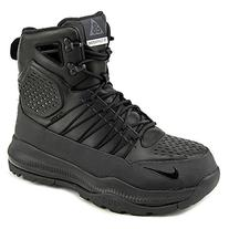 Nike Mens Zoom Superdome ACG Tactical Leather Boots Black/